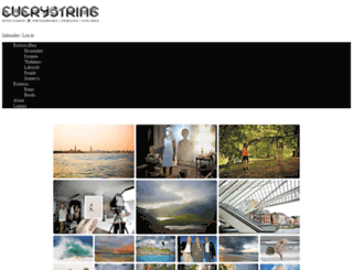 archive.everystring.com screenshot