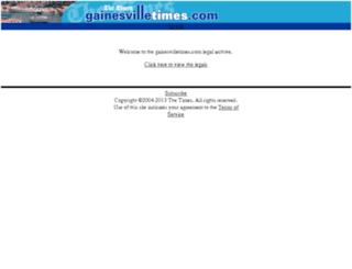 archive.gainesvilletimes.com screenshot