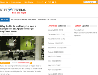 archive.niticentral.com screenshot