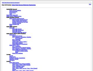 archive.nokiafree.org screenshot