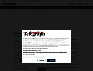archive.thisislancashire.co.uk screenshot