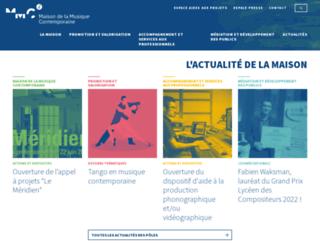 archives.cg37.fr screenshot
