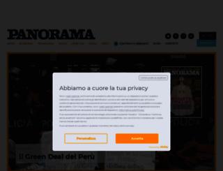 archivio.panorama.it screenshot