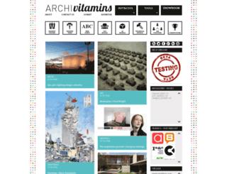 archivitamins.com screenshot