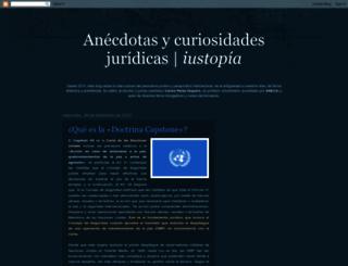 archivodeinalbis.blogspot.com.es screenshot