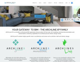 archlinexp.com screenshot