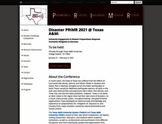 archone.tamu.edu screenshot