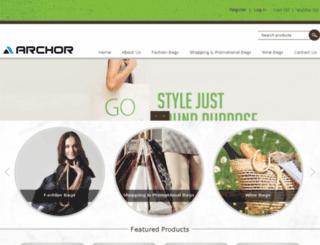 archorglobal.com screenshot