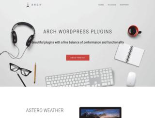 archtheme.com screenshot