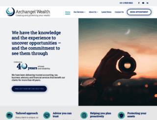 archwealth.com.au screenshot