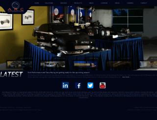 arcindy.com screenshot
