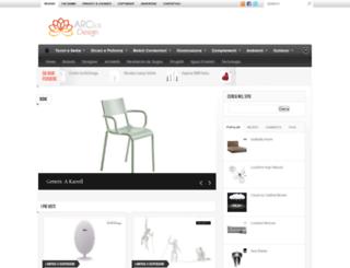 arclickdesign.com screenshot