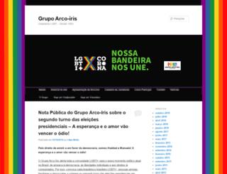 arco-iris.org.br screenshot
