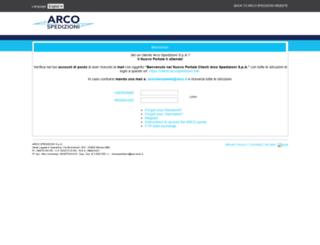 arco.it screenshot