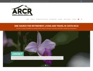 arcr.net screenshot