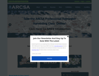 arcsa.site-ym.com screenshot