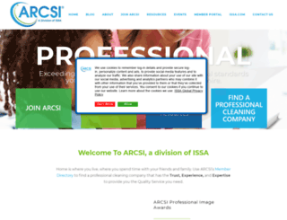 arcsi.site-ym.com screenshot