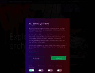 arcspace.com screenshot