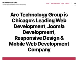 arctg.com screenshot