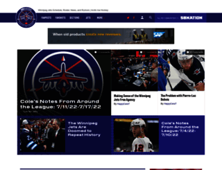 arcticicehockey.com screenshot