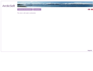 arcticsoft.net screenshot