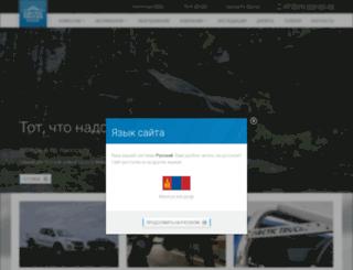 arctictrucks.ru screenshot