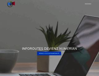 ardeche-net.net screenshot