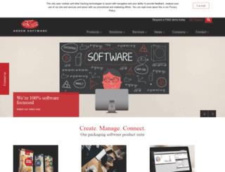 ardensoftware.com screenshot