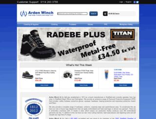 ardenwinch.com screenshot