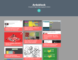 ardublock.com screenshot