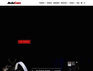 arducam.com screenshot
