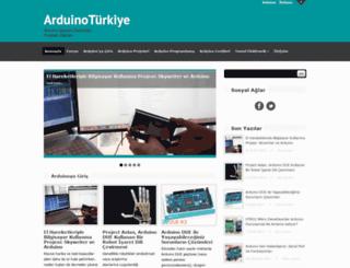 arduinoturkiye.com screenshot