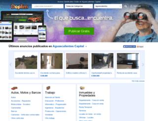 area1.doplim.com.mx screenshot