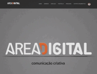 areadigital.com.br screenshot