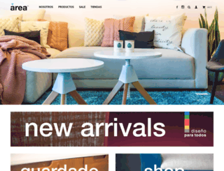 areahousedesign.com screenshot