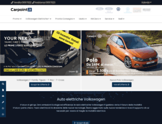 areamotori.it screenshot