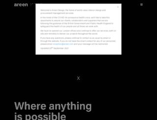 areen.com screenshot
