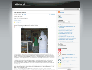 arefe.wordpress.com screenshot