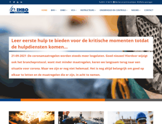 arehbo.nl screenshot