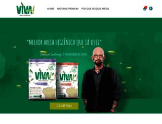 areiadegato.com.br screenshot