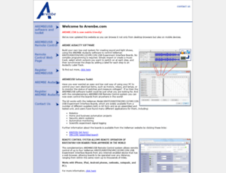 arembe.com screenshot