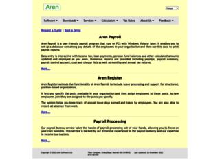 aren.co.ke screenshot