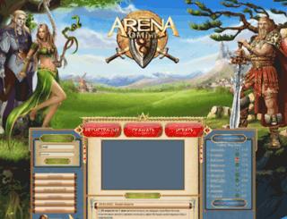 arena.ru screenshot