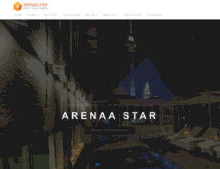 arenaastar.com.my screenshot