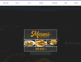 arenadistrict.com screenshot