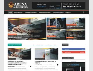 arenadodinheiro.com screenshot