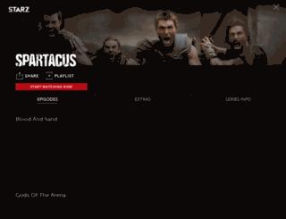 arenaproject.it screenshot