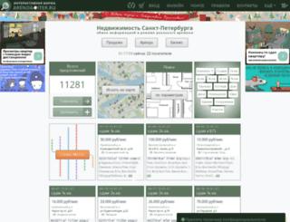 arenda-piter.ru screenshot