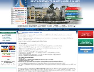 arendakiev.com screenshot