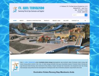 arfatehnikindo.com screenshot